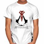Star War THE MANDALORIAN THE CREEDORIAN T-Shirt Star Wars The Mandalorian T Shirt