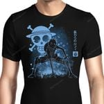 The Pirate Graphic Arts T Shirt