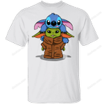 Stitch Yoda T-Shirt movie T Shirt