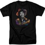 Galaxy Jimi Hendrix T-Shirt band JIMI HENDRIX T-SHIRTS music singer T Shirt