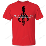 Mandalorian The Bounty Hunter T-Shirt movie T Shirt