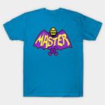 The Dark Master T-Shirt Cartoon Masters of the Universe Skeletor TV T Shirt