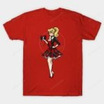 Harley Doll T-Shirt Batman villain DC Comics Harley Quinn Supervillain T Shirt