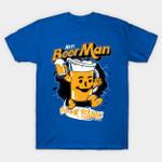 Hey Beer Man T-Shirt beer kool-aid Kool-aid Guy Parody T Shirt