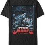 Star Wars Rogue One Blueprint T-Shirt movie STAR WARS SHIRTS T Shirt