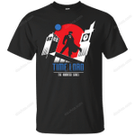 Time Lord Animated Series T-Shirt movie T Shirt
