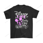 Disney Life Pretty Eyes And Thick Thighs Mickey Shirts Disney Mickey Mickey Mouse T Shirt