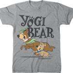 Yogi Bear T-Shirt HANNA BARBERA T-SHIRTS movie T Shirt