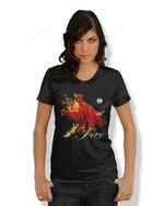 Born of Fire T-Shirt Dragon Game of Thrones TV T Shirt