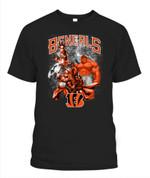 Avenger Bengals NFL Cincinnati Bengals T Shirt