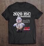 Inaugural Isc 2020 Winter Invitational Logo Apparel Inaugural Isc 2020 logo Winter Invitational T Shirt