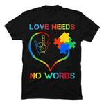 Autism Awareness Tshirt World Autism Awareness Cute Gift Tee Autism gmc_created T Shirt