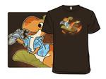 Leafy Wind T-Shirt dinosaur firefly Parody Serenity TV T Shirt