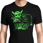 The Triple Sword Graphic Arts T Shirt