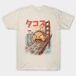 Takaiju T-Shirt Japanese kaiju monster Parody taco T Shirt