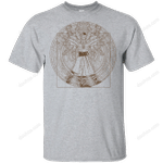 Doctor Stranger Vitruvian T-Shirt movie T Shirt