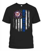 Best dad ever Nationals MLB Washington Nationals T Shirt