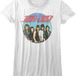 Junior Vintage Bon Jovi Shirt band BON JOVI T-SHIRTS music singer T Shirt