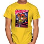 MARIOMANIA T-Shirt Hulk Hogan Parody Super Mario Bros 3 TV wrestler wrestling WWE T Shirt