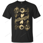 JACK OF PUMPKINS T-Shirt movie T Shirt
