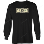 Johnny - Two Dollars - Long Sleeve Shirt trending T Shirt