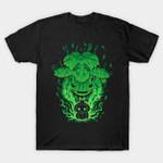 The Grass Saur Within T-Shirt Anime Bulbasaur Ivysaur Nintendo Pokemon Video Game T Shirt