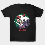 Guardian of the Forest Spirits STUDIO GHIBLI T-Shirt STUDIO GHIBLI T-SHIRTS T Shirt