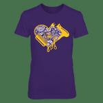 LSU Tigers - Hairstyle - Beautician Like Football Team LSU Tigers T Shirt