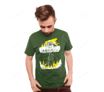 Attack on Ganon T-Shirt Anime Attack on Titan Legend of Zelda Mashup Video Game T Shirt