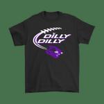 Bud Light: Dilly Dilly! Abilene Christian Wildcats Neon Light Shirts Abilene Christian Wildcats Bud Light Dilly Dilly NCAA Neon Light Wildcats T Shirt
