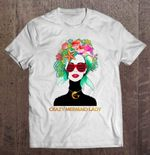 Crazy Mermaid Lady Crazy Disney Mermaid Mermaid Lady The Little Mermaid T Shirt
