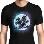 Dragon's Playground Graphic Arts T Shirt