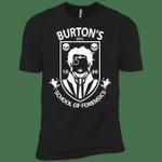 Burtons School of Forensics T-Shirt trending T Shirt