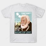 Bushes of Love T-Shirt movie Obi-Wan Kenobi Star Wars wookie T Shirt
