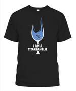 I am a Titans NFL Tennessee Titans T Shirt