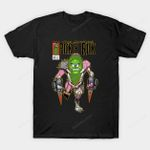 Savage Pickle Rick And Morty T-Shirt movie RICK AND MORTY T SHIRT T Shirt