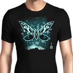 The Moth Graphic Arts T Shirt