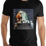 Mug Shot Beetlejuice T-Shirt 80s Movie T Shirt