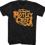 Dr. Feelgood World Tour Motley Crue T-Shirt band MOTLEY CRUE SHIRTS music singer T Shirt