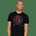 Capt. W. Wilson Deadpool T-Shirt Deadpool Shirts T Shirt