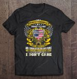 I Am A Perfect Example Of The Grumpy Old Man I Was Born In March Grumpy old man March Perfect Example T Shirt
