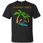 Dachshund - Summer Vibes T Shirts bestfunnystore.com T Shirt