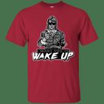 Wake Up T-Shirt movie T Shirt