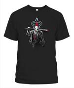 Jason Voorhees Angels MLB Los Angeles Angels T Shirt