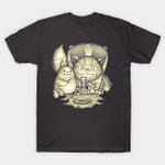 Magic Campfire STUDIO GHIBLI T-Shirt STUDIO GHIBLI T-SHIRTS T Shirt