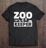 Zoo Keeper Animal Lover animal lover Zoo Zoo Keeper T Shirt