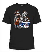 Horror Mets MLB New York Mets T Shirt
