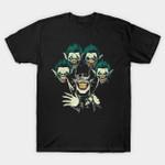CR0W! T-Shirt Batman villain Batman: The Man Who Laughs DC Comics Joker Supervillain T Shirt