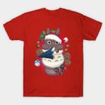 Spirited Stocking Stuffer STUDIO GHIBLI T-Shirt STUDIO GHIBLI T-SHIRTS T Shirt