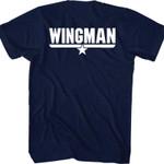 Top Gun Wingman T-Shirt Best Selling 80 T Shirt